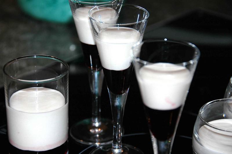 recette verrine noix de coco