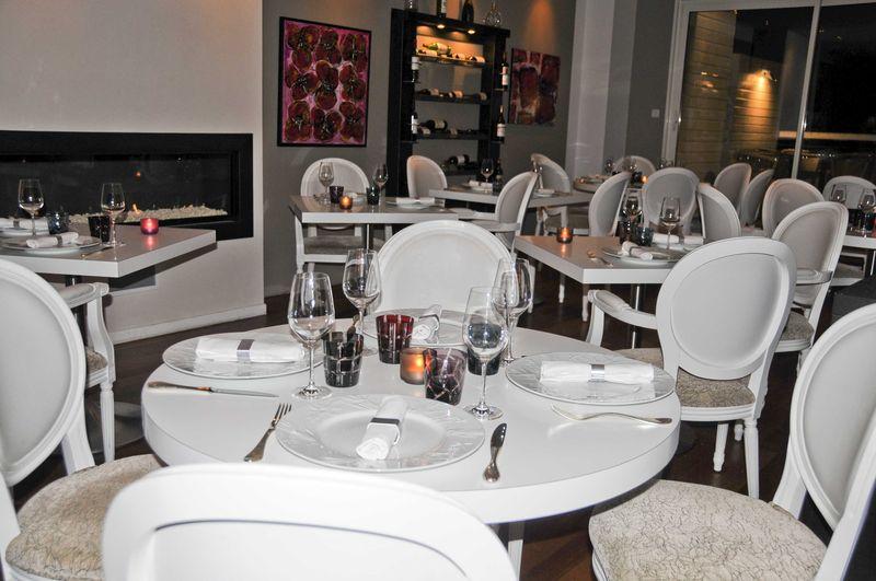 Restaurant l\'Oiseau Bleu (Frédéric Lafon) à Bordeaux |