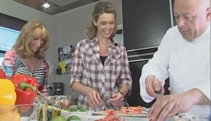 cot cuisine nouvelle mission sur france 3 avec julie