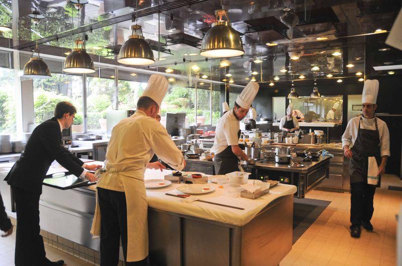Restaurant Trois Gros Roanne Menu