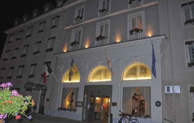 Diner aux terrasses d 39 uriage - Les terrasses uriage restaurant ...