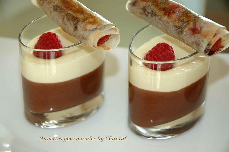 Desserts en verrines for Dessert aux fruits en verrine