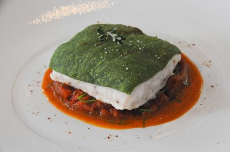 Restaurant Poisson Basque Etoile Michelin