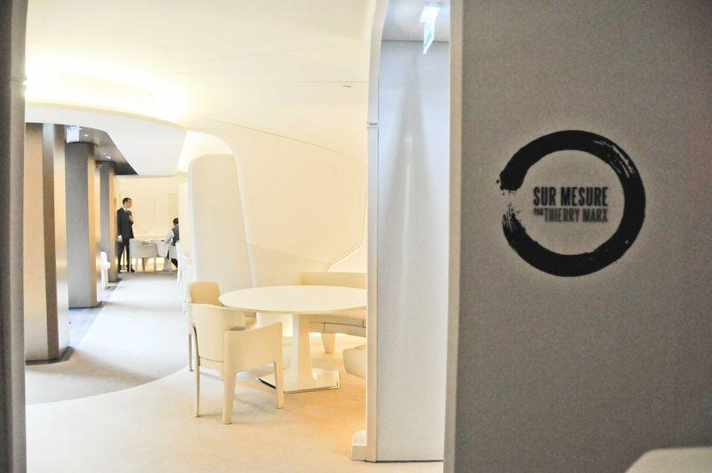 Thierry marx restaurant - Restaurant thierry marx cuisine moleculaire ...