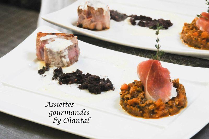 Recette filet agneau - Recette de cuisine gastronomique francaise ...