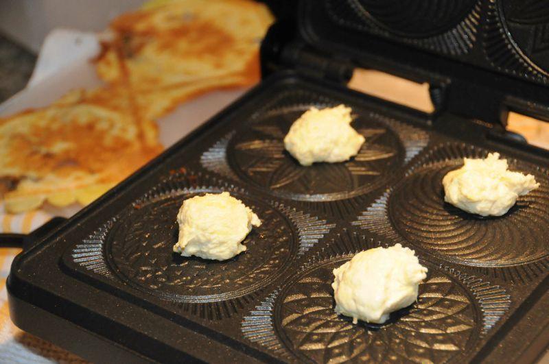 galette croustillante iod e bricelets et beurre au yuzu. Black Bedroom Furniture Sets. Home Design Ideas