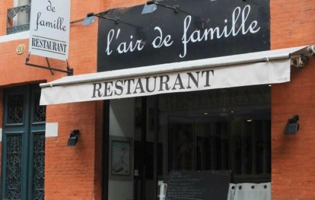 L Air De Famille Restaurant Toulouse
