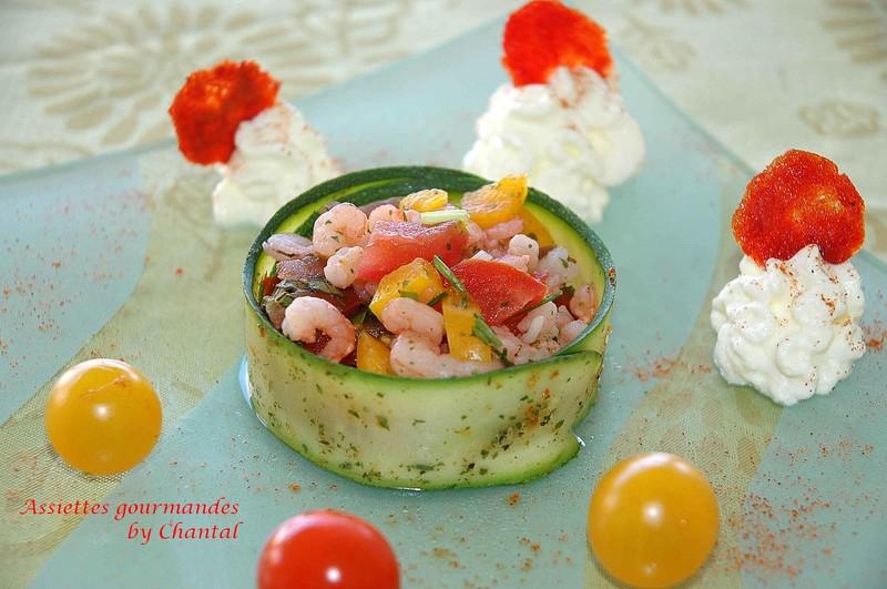 Salade d t - Salade d ete originale et facile ...