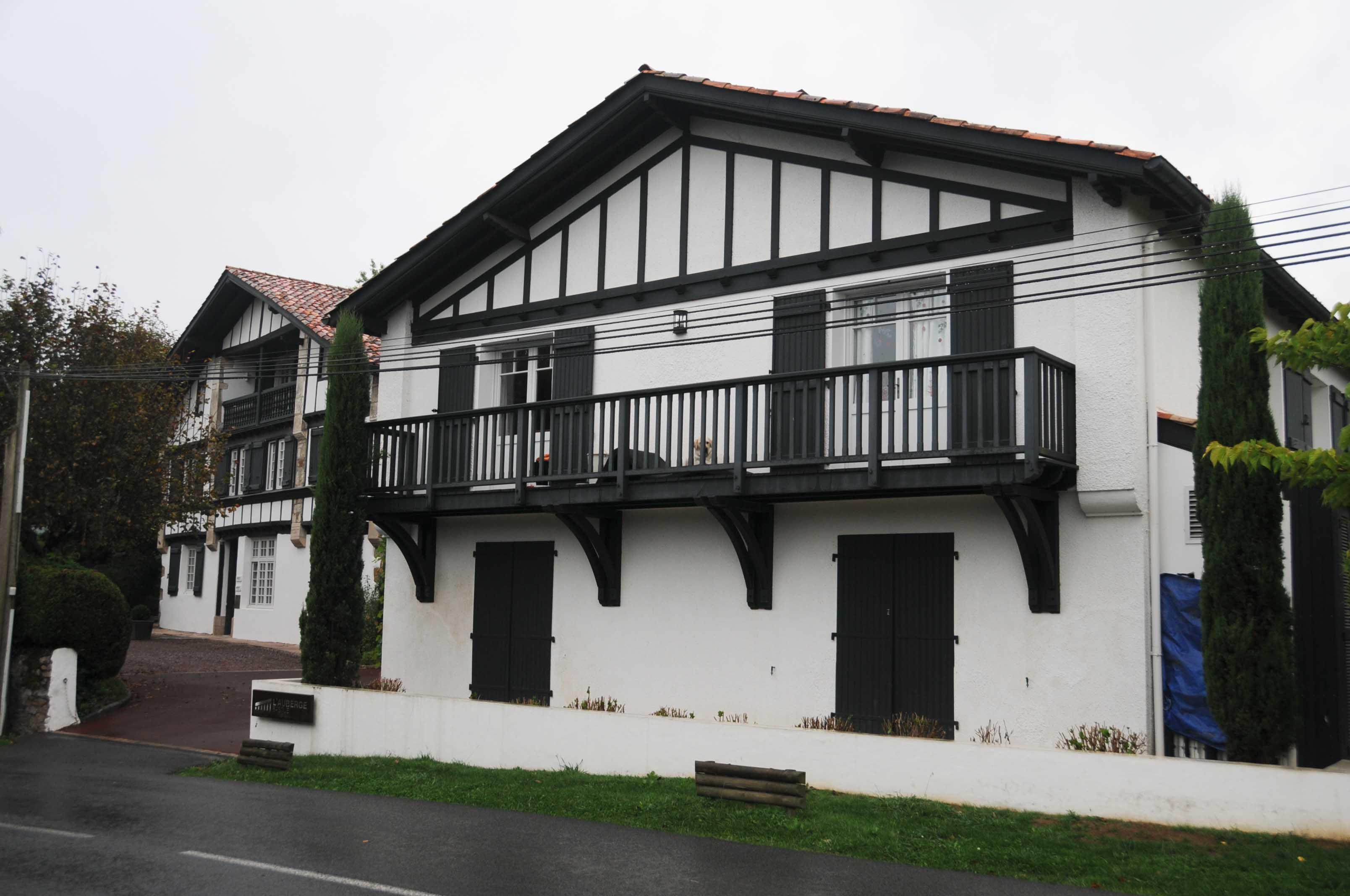 L Auberge Basque  Saint Pée sur Nivelle Cédric Béchade