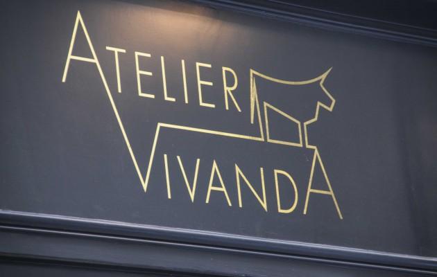 Atelier Vivanda - Akrame - Nicolas Tissier