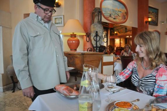 restaurant Michel Bordeaux