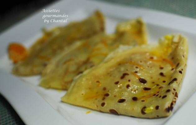 Crêpes Suzette, la vraie recette d'Auguste Escoffier