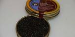 caviar d'esturgeon blanc