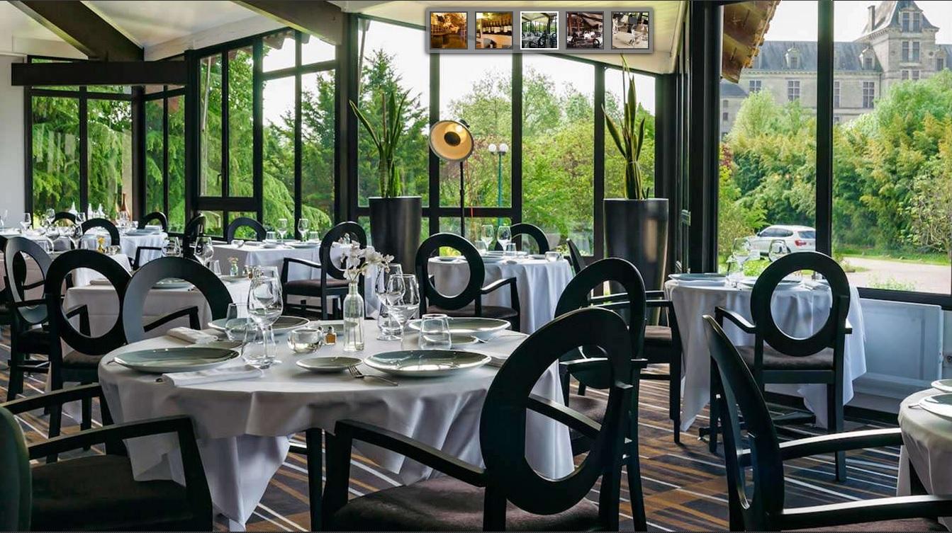 Hotel Restaurant Chateau De La Tour Cadillac