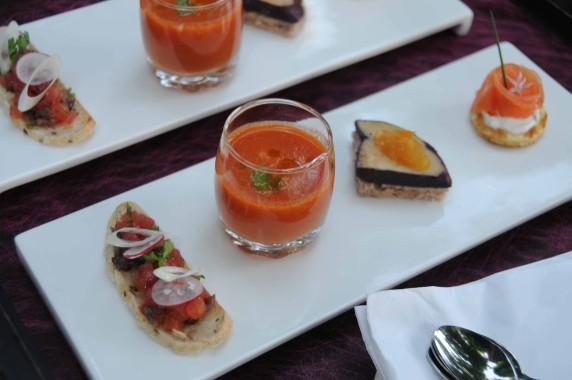 Restaurant le pigonnet mickael f val for Decoration a l assiette