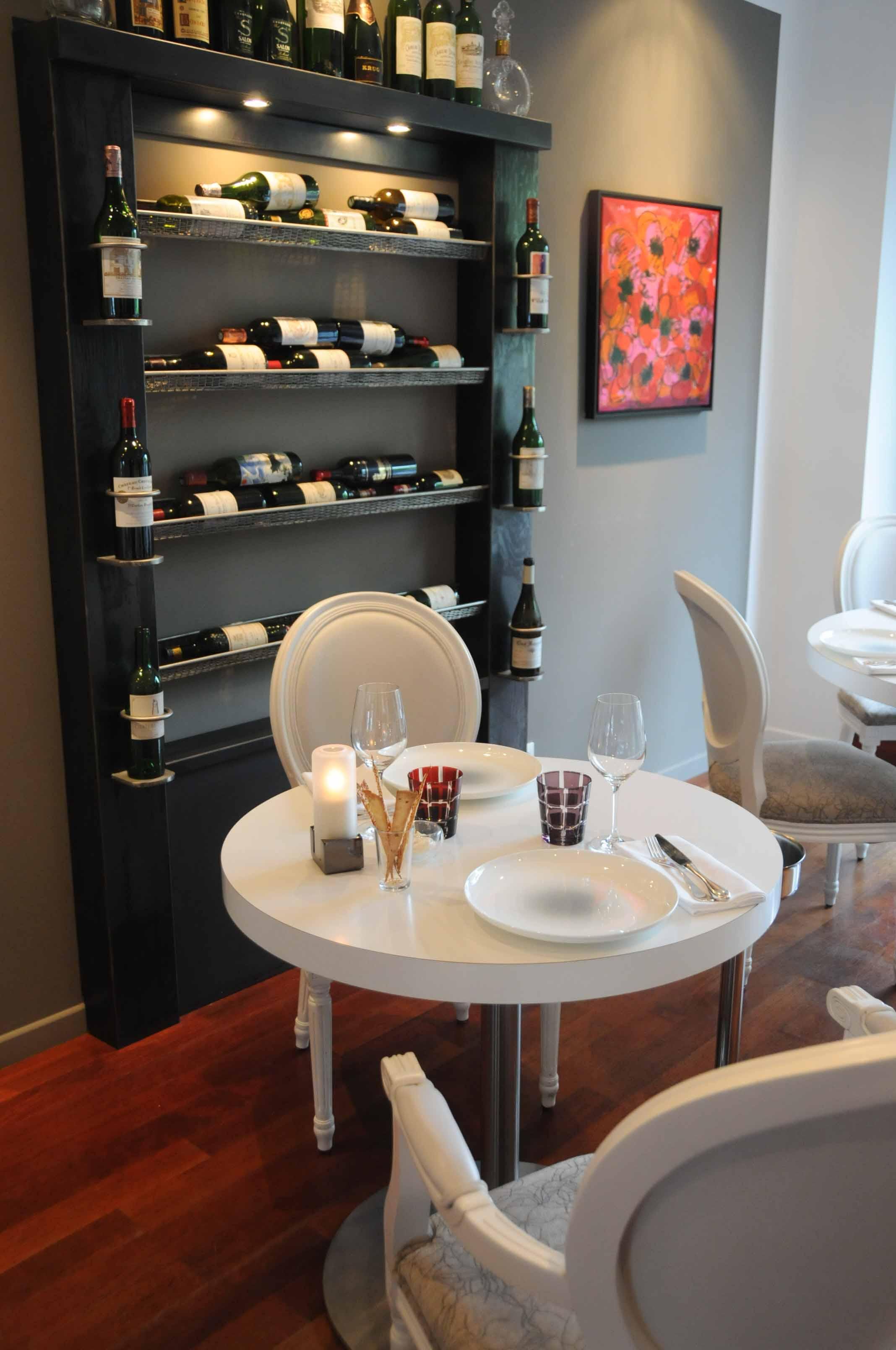 Restaurant L Oiseau Bleu Bordeaux. Trendy Idkoncept Intrieure ...