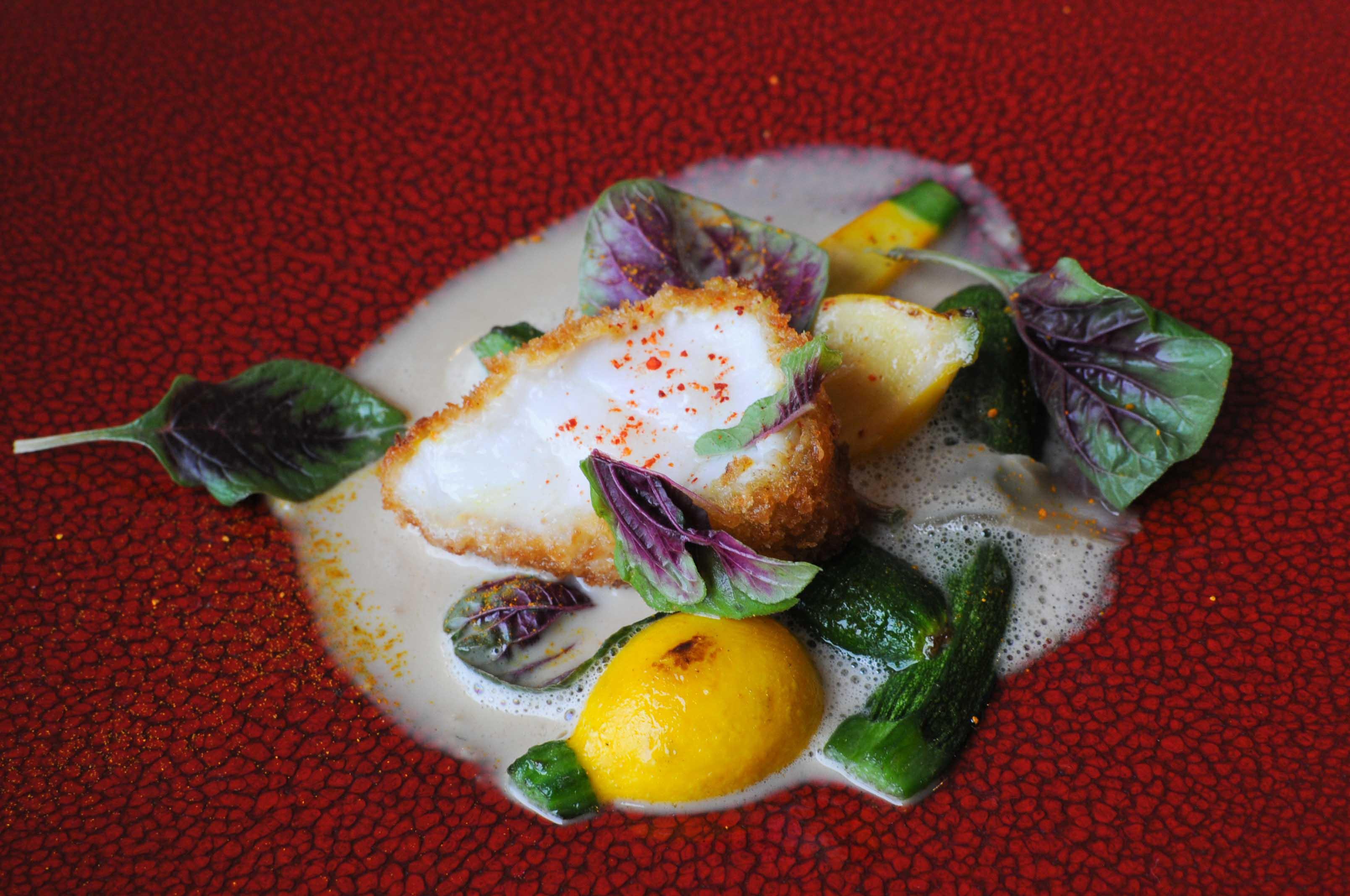 restaurant la reserve - ilura - fabrice idiart - saint-jean de luz