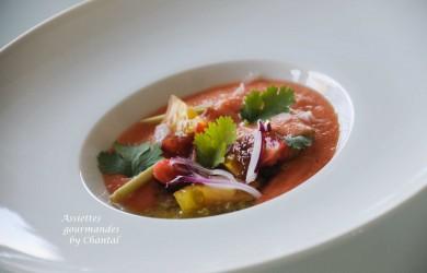 Recette recettes de chefs - Recette de cuisine gastronomique de grand chef ...