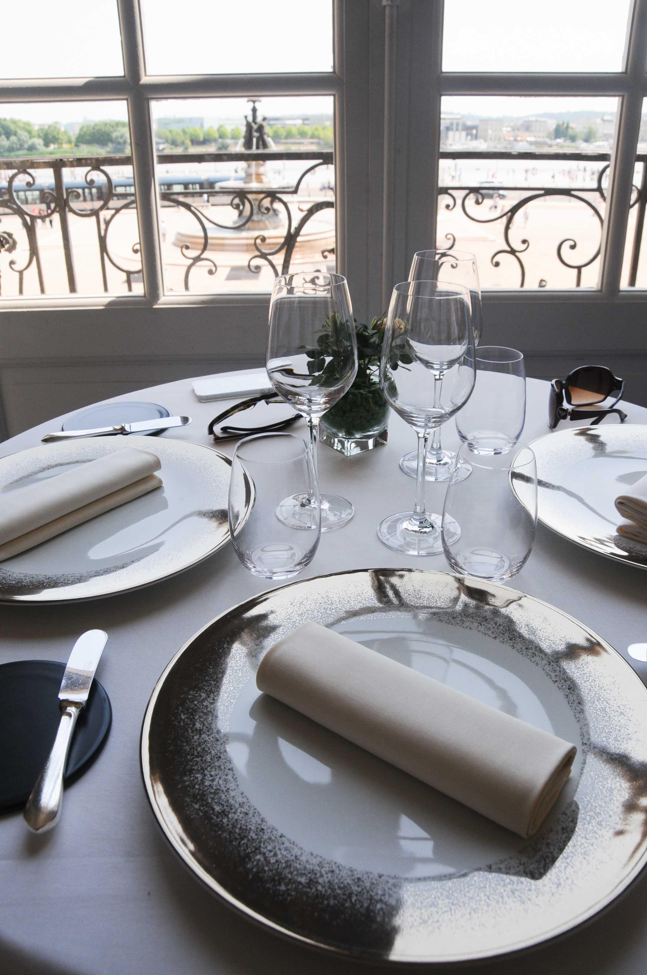 Restaurant Le Gabriel Bordeaux Carte