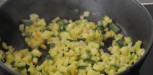 courgettes en risotto