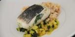 dressage du poisson a l assiette