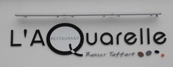 Restaurant l'Aquarelle, Royan (33)