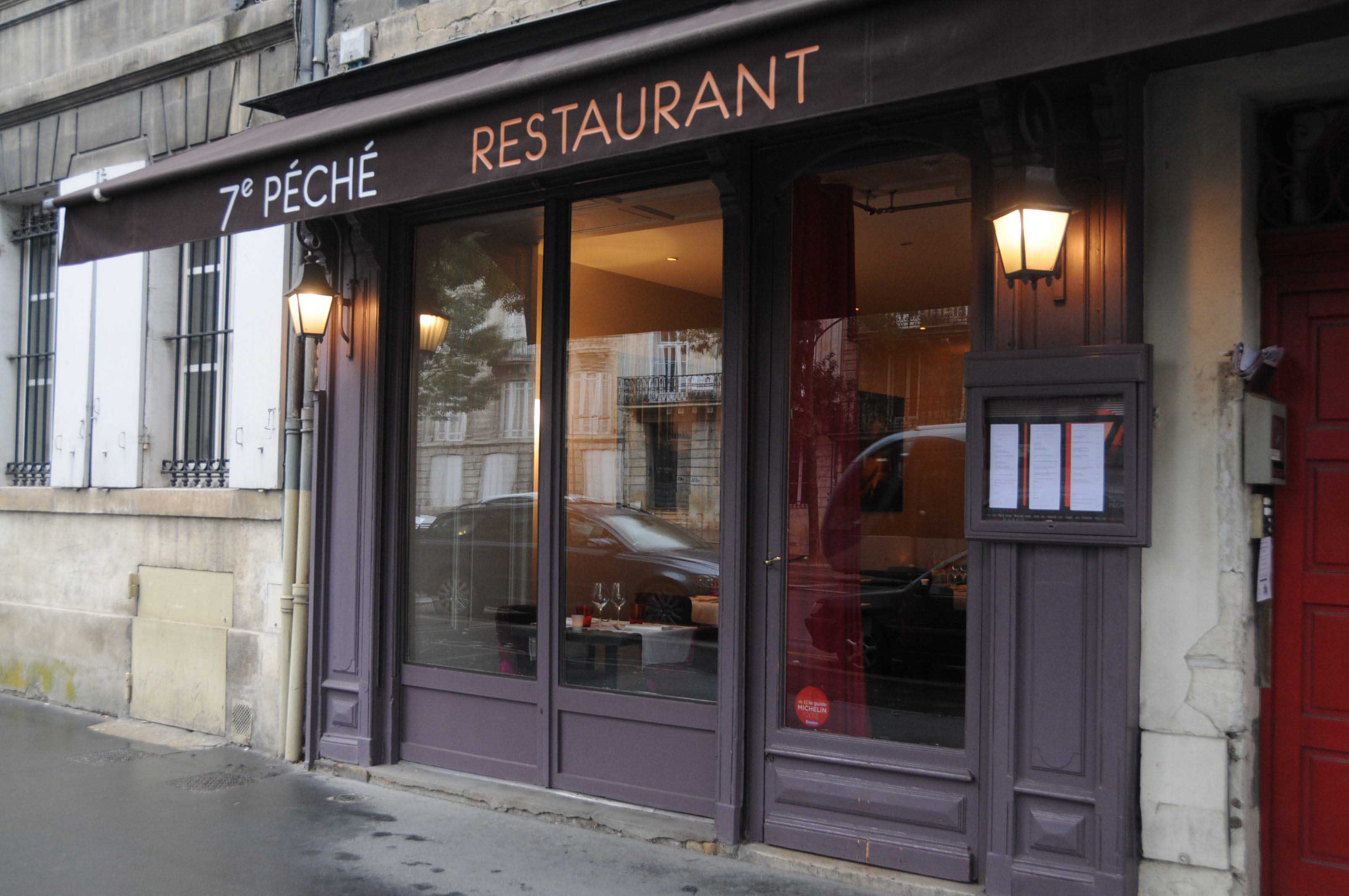 Restaurant rencontre bordeaux