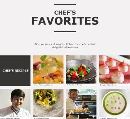 Chefs Favorites