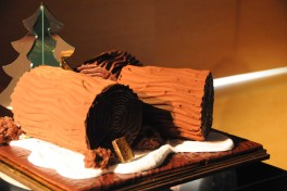 Pierre Herme - buche chocolat