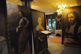Les Etangs de Corot - restaurant gastronomique Le Corot