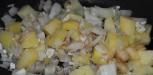 recette de William Ledeuil - creme de pomme de terre