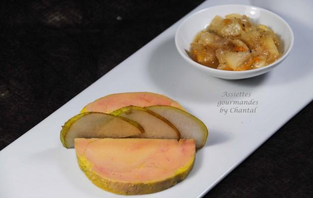 Foie gras sous vide basse temp rature - Temperature cuisson foie gras ...