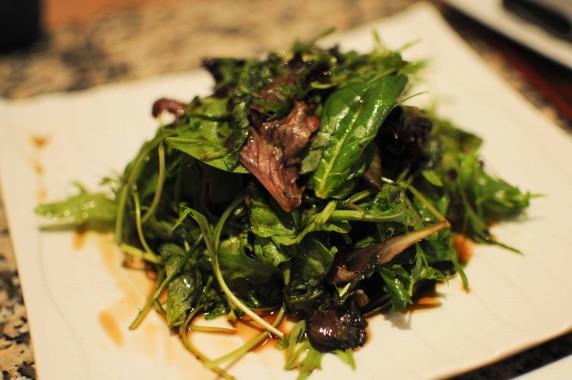 4 Salade aux saveurs insolites