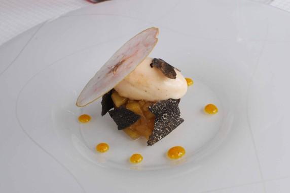 Franck Putelat (24) - Dessert de Remi Touja