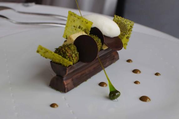 Franck Putelat - Dessert de Remi Touja