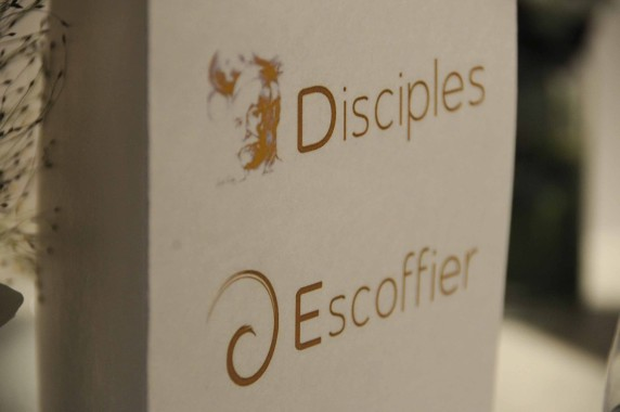 Disciple d'Escoffier