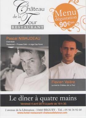 Pascal Nibaudeau Flavien Valere