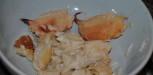 décortiquer un crabe