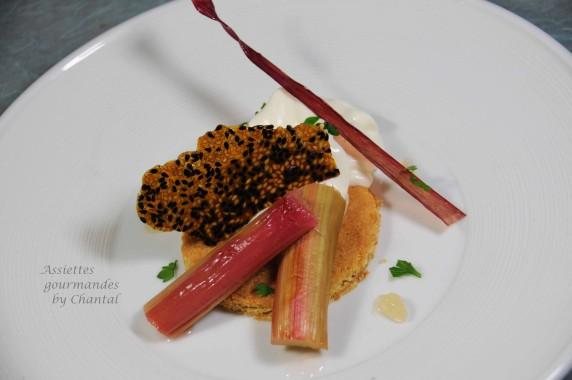 rhubarbe confite 1