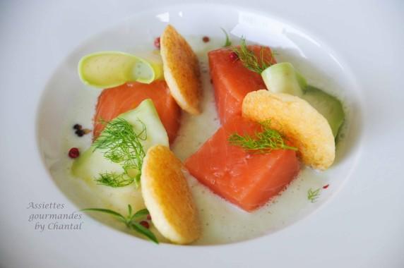 saumon gravlax 1