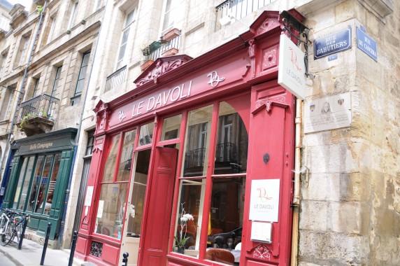 Restaurant Le Davoli Bordeaux (1)