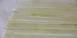 faire des rouleaux de concombre