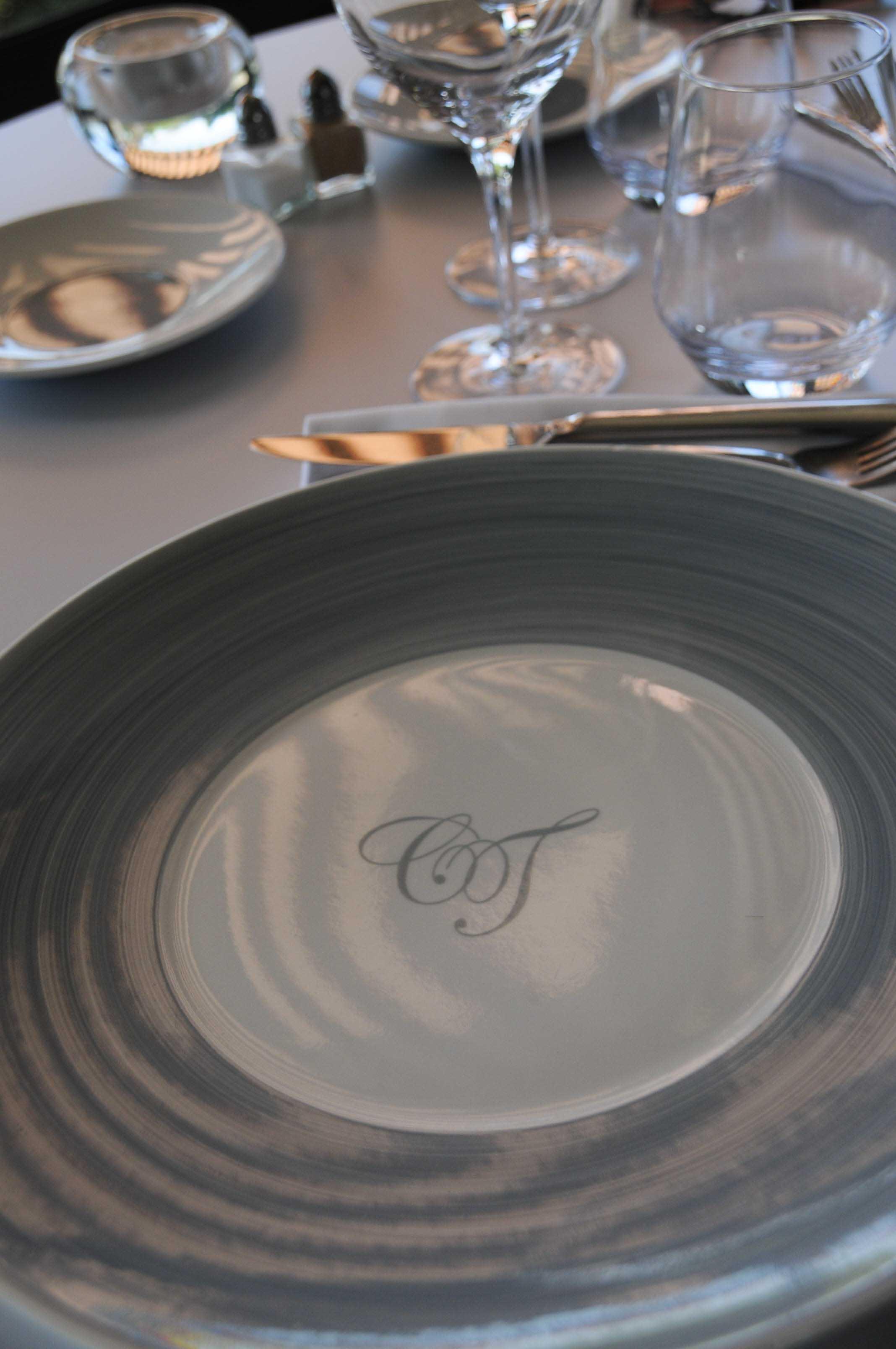 Menu Restaurant Chateau De La Tour Cadillac
