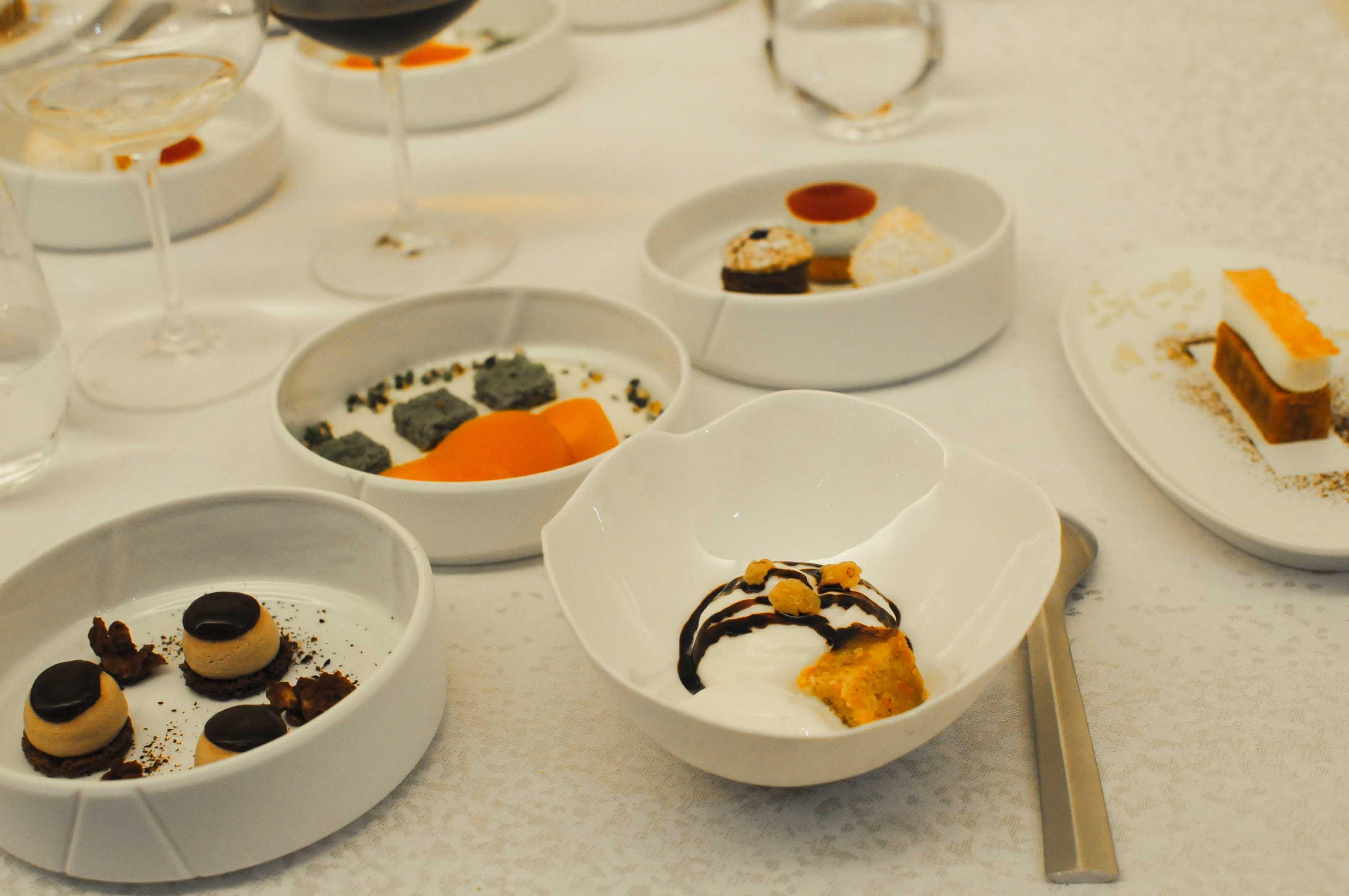 D jeuner au sur mesure par thierry marx - Restaurant thierry marx cuisine moleculaire ...