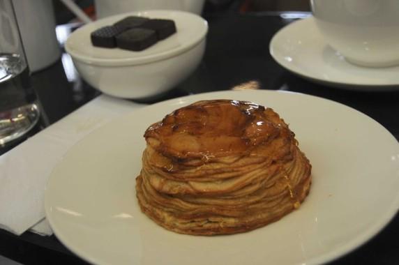 tarte aux pommes Jacques Génin