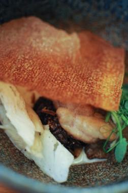 ris de veau restaurant Solena