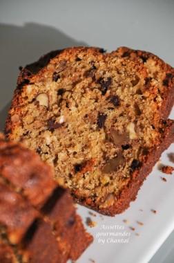 cake banane chocolat 3
