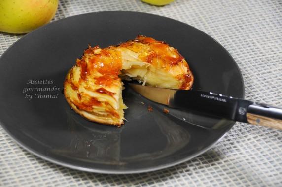 recette tarte pommes 5