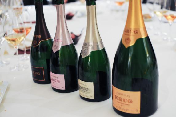 Champagnes Krug