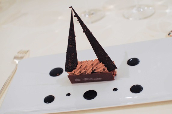 dessert Cordeillan Bages